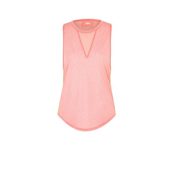 Topsportiz pink top;