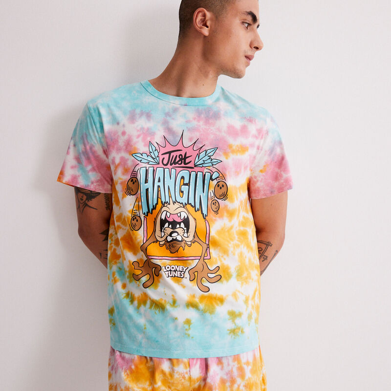 Looney Tunes t-shirt - mango;
