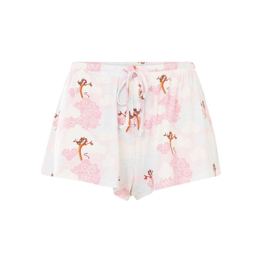 Розовые шорты allmulaniz;