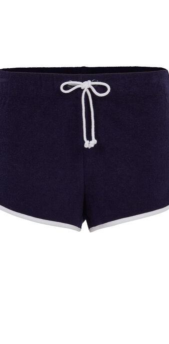 Navy blue paradiz shorts blue.