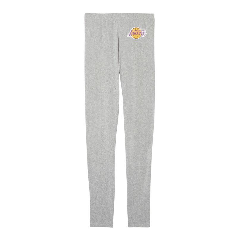Los Angeles Lakers leggings - grey;