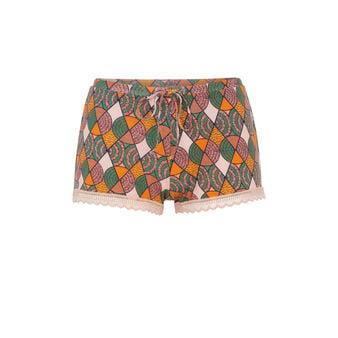 Bouboutiz orange shorts orange.