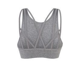 Emmerdiz grey bra grey.