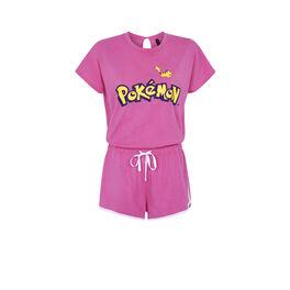 Rosa jumpsuit allpikachiz pink.
