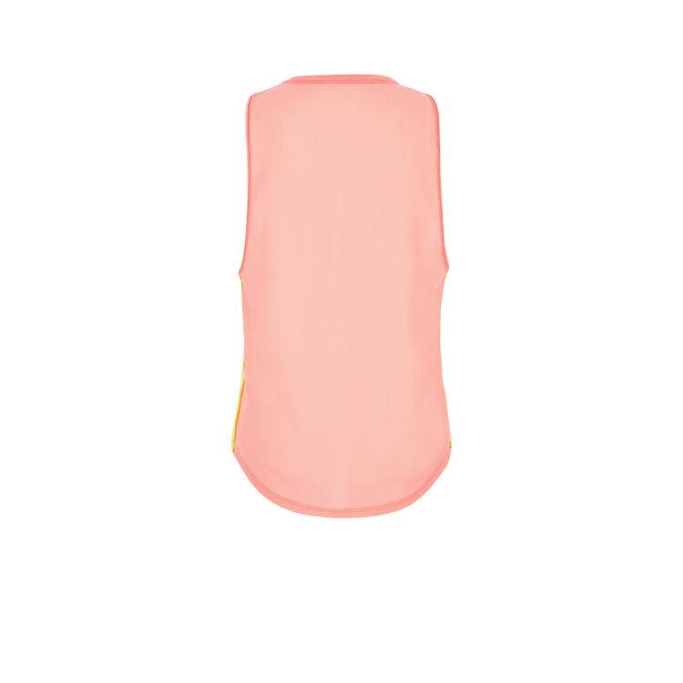Розовый топ topsportiz;