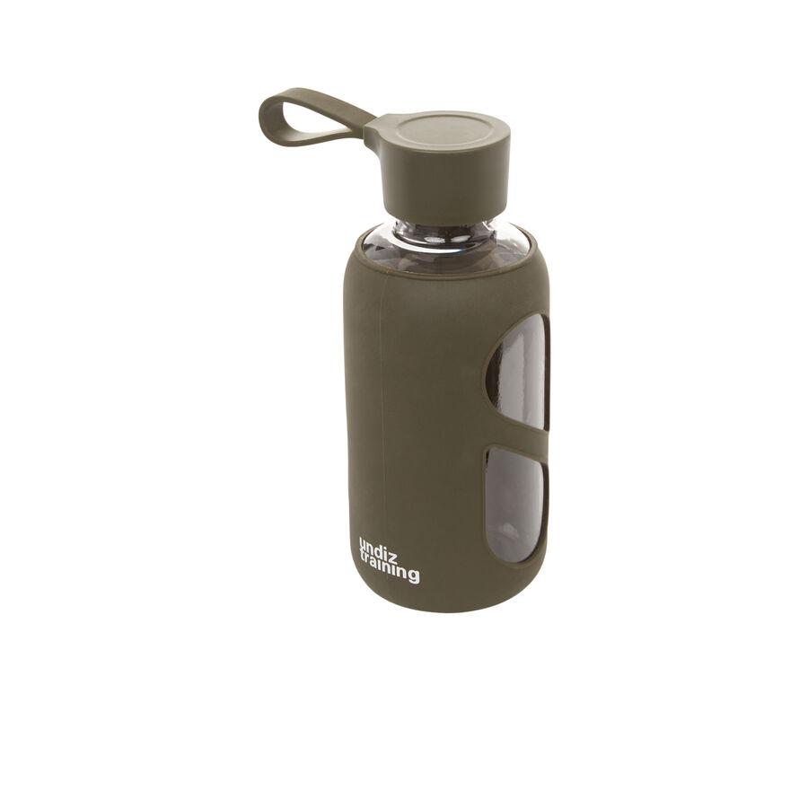Waterbotiz khaki bottle;
