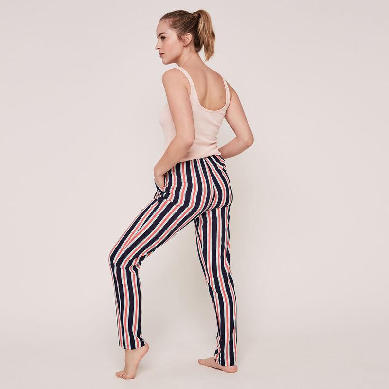 spodnie w paski rayubleuiz;
