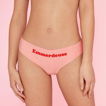 Emmerdeusiz  pink panty pink.