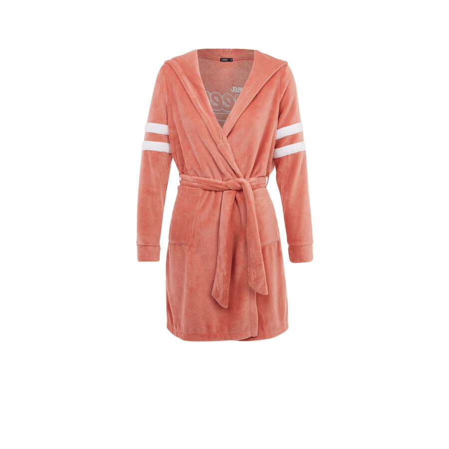 Engliemfilliz pink robe;