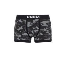 Footiz militariz gray boxers szary.