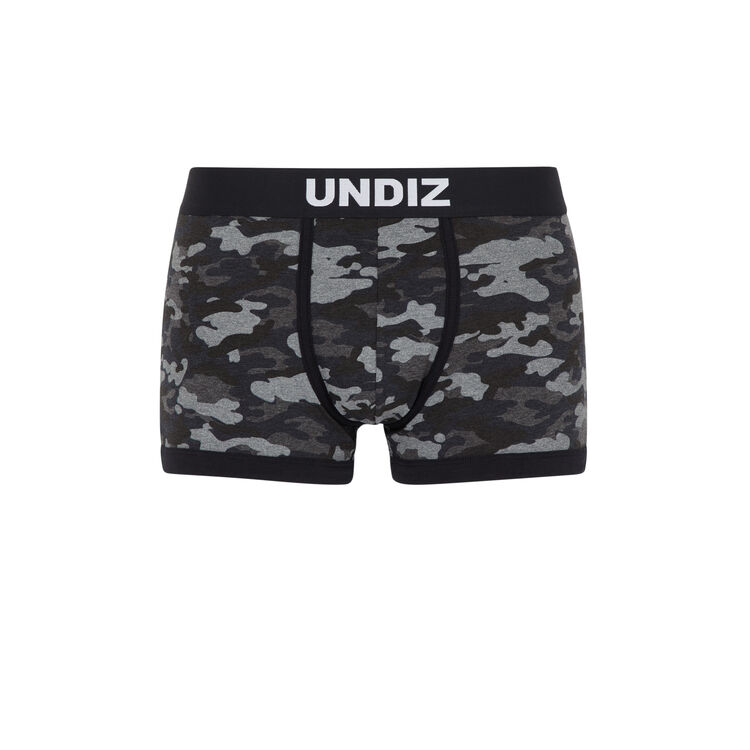 Footiz militariz gray boxers;