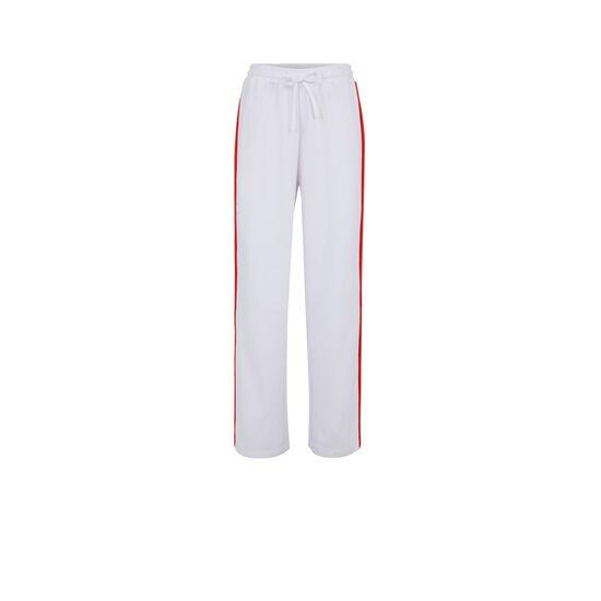 Rainboniz white trousers;