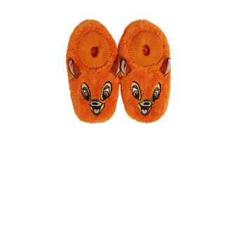 Mizariz brown slippers brown.