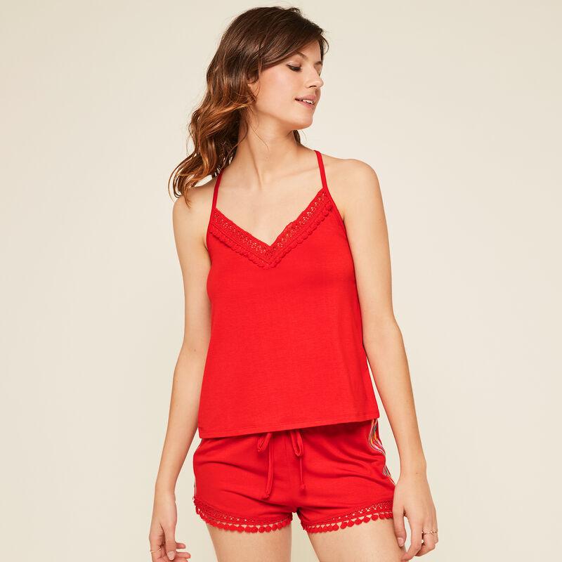 Futurbestiz red top;