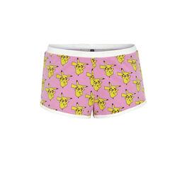 Rosa shorts allpikachiz pink.