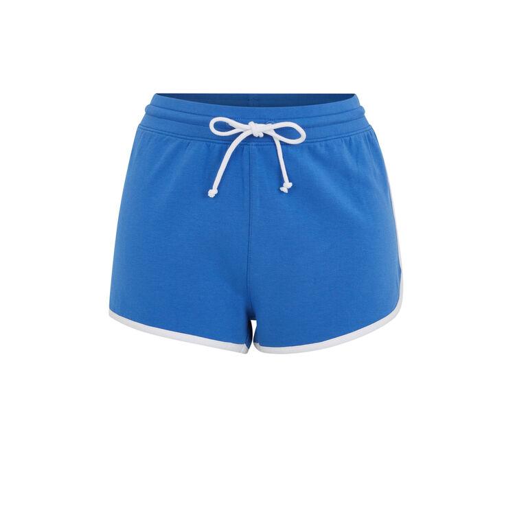 Синие шорты rayloosiz;