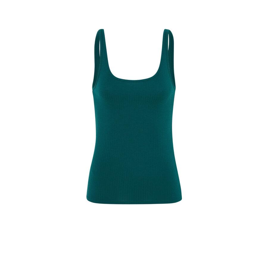 Debidiz green top;