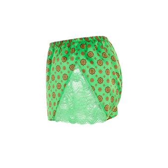 Short vert allprintiz green.
