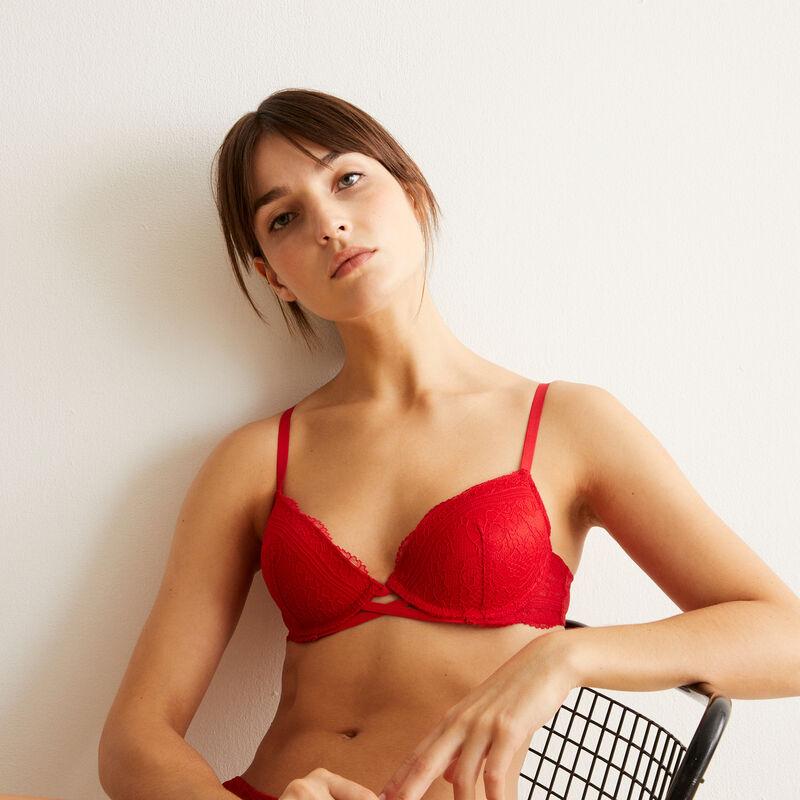 Everydayiz push-up lace bra;