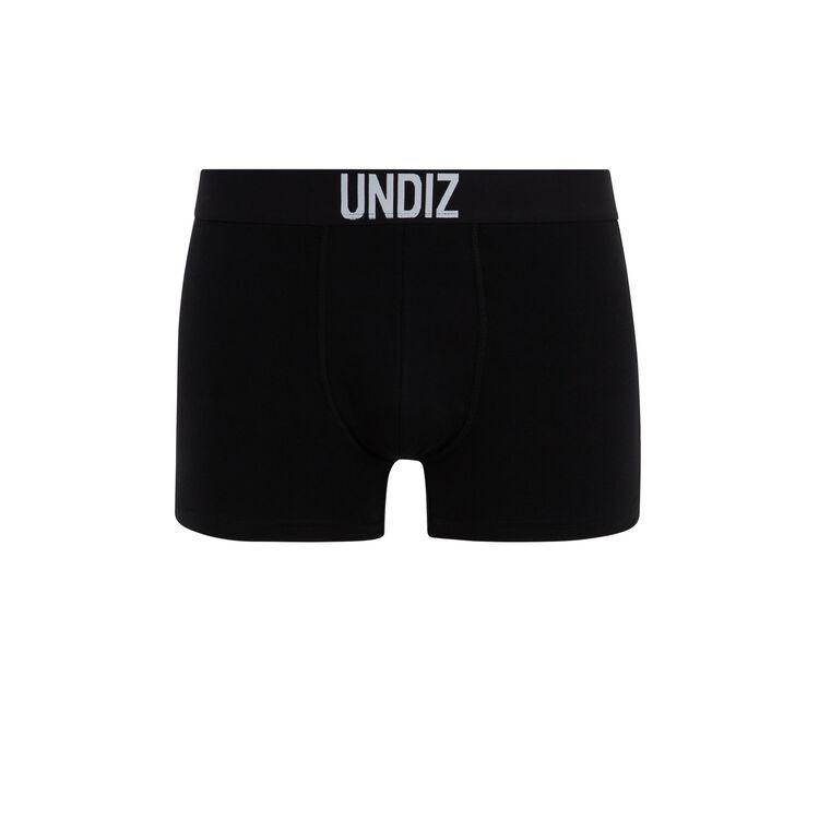 Rickoneiz black boxers;