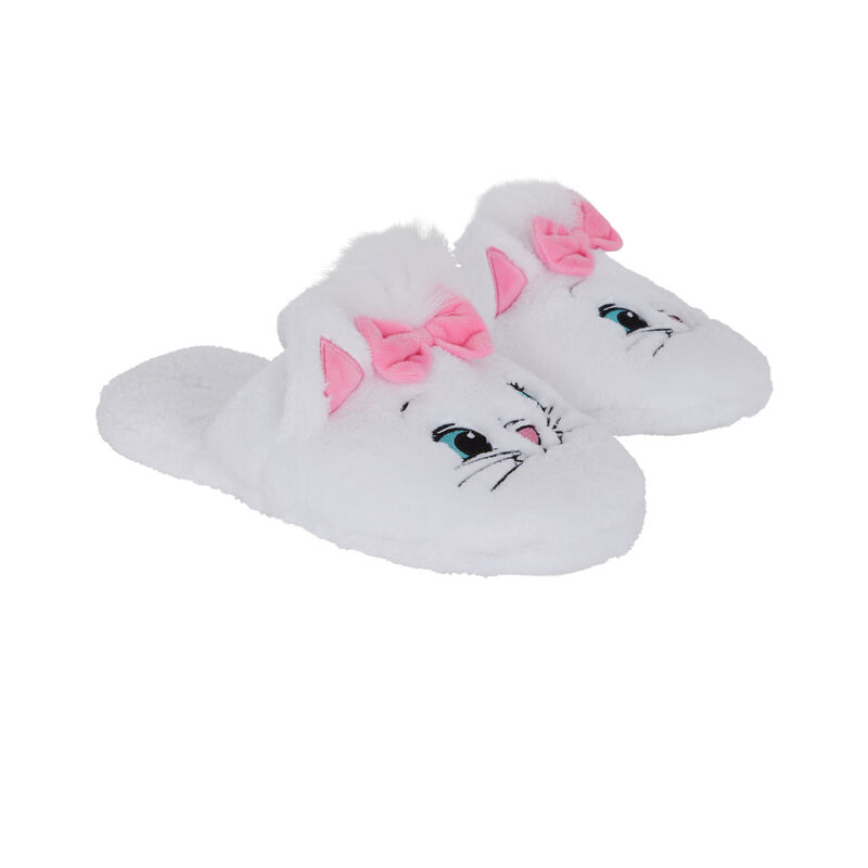 The Aristocats slippers - white ;