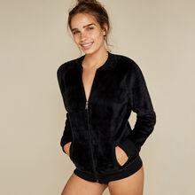Black tutiliz jacket black.