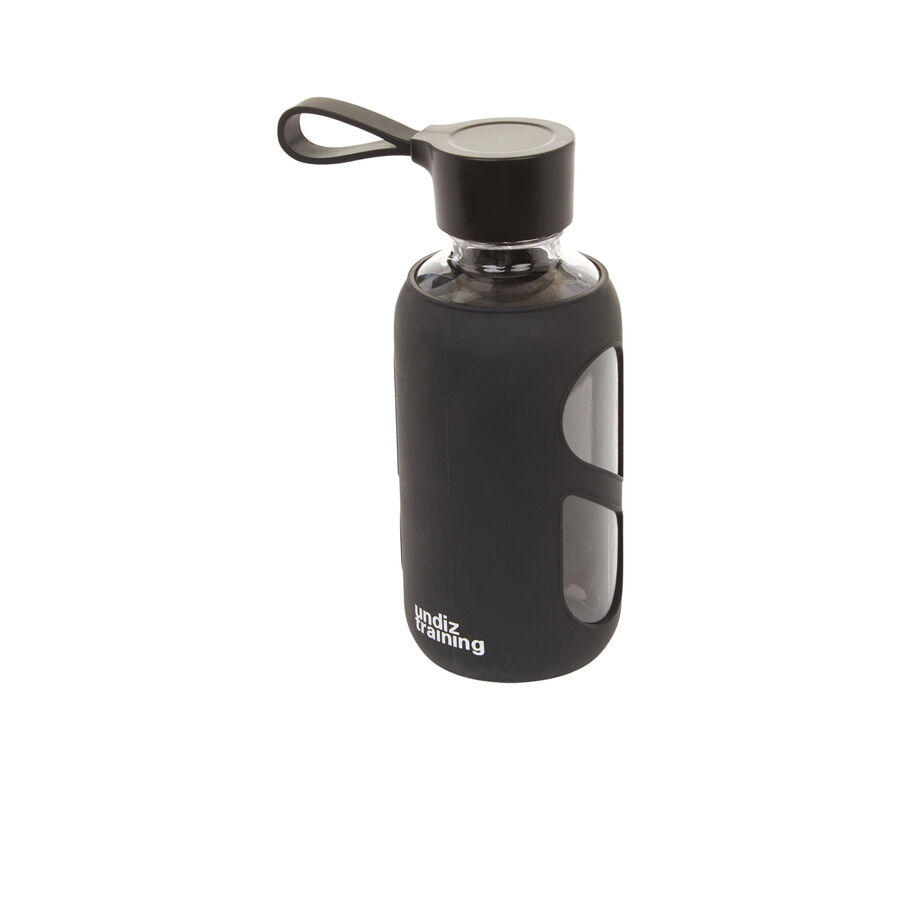 Waterbotiz black bottle;
