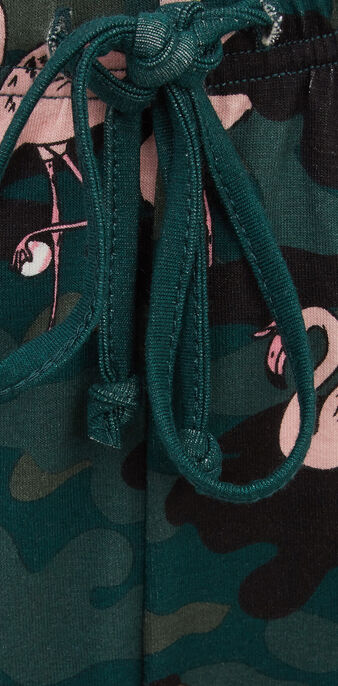 Flamicutiz green trousers green.