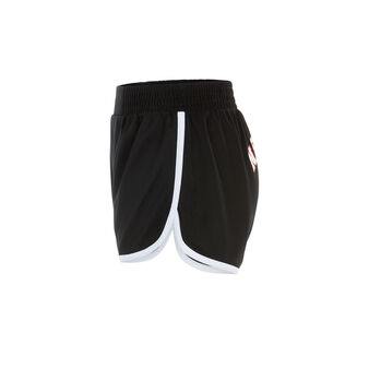 Newyakiz black shorts  black.