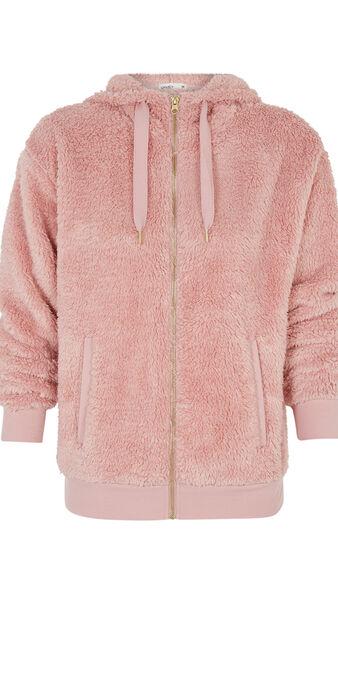 Розовая куртка yopiz pink.