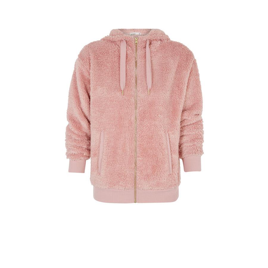 Pink yopiz jacket;