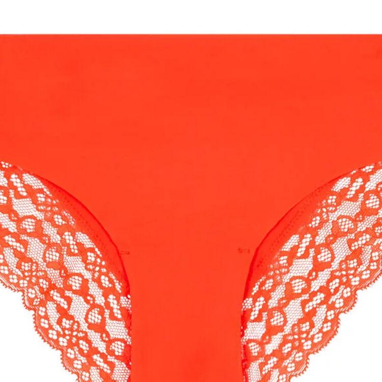 Pomarańczowe szorty shomiz;