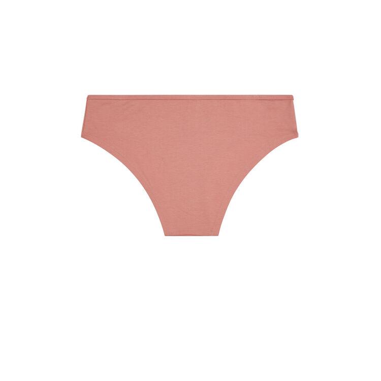 Розовые трусики-шорты foufouniz;