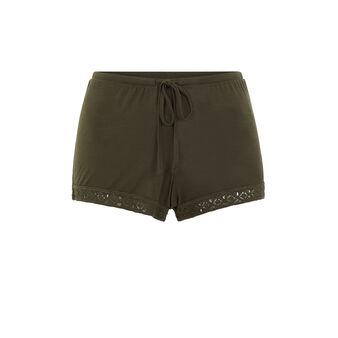 Ribiz khaki shorts zielony.