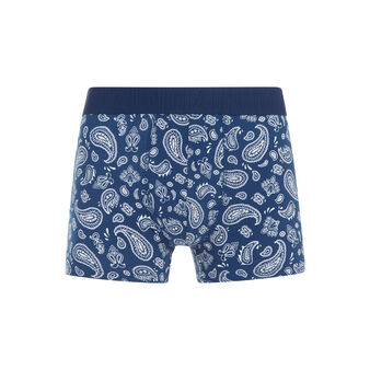 Bandoniz navy blue boxers blue.