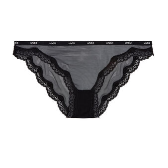 Veteriz black underwear black.