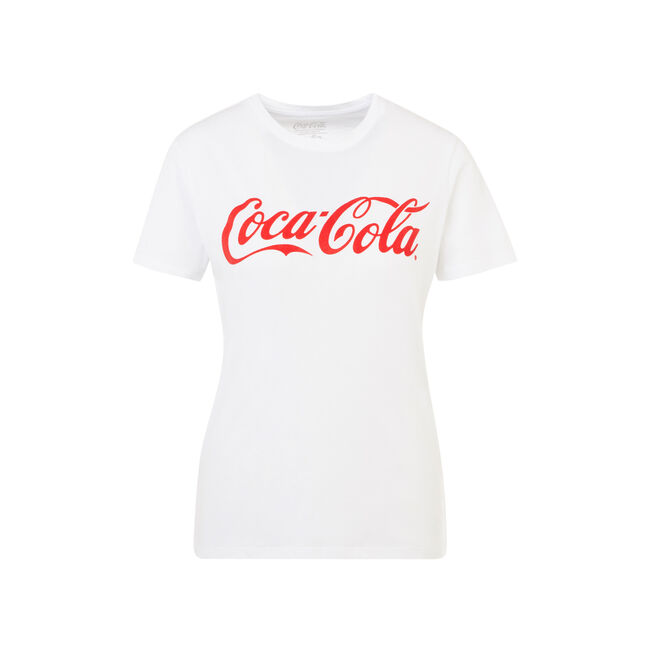 Cocacoliz white top;