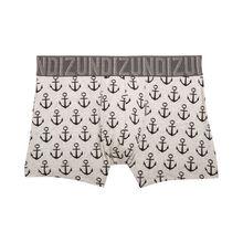 Belrayiz grey boxer shorts grey.