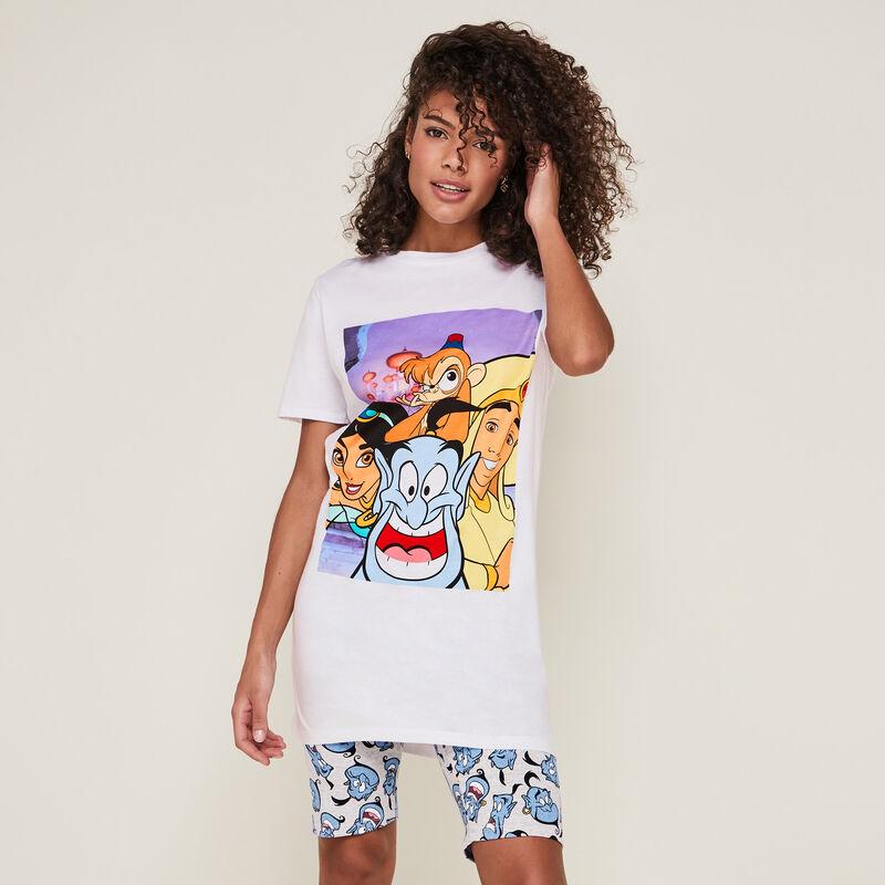 aladselfiz aladdin print tunic;