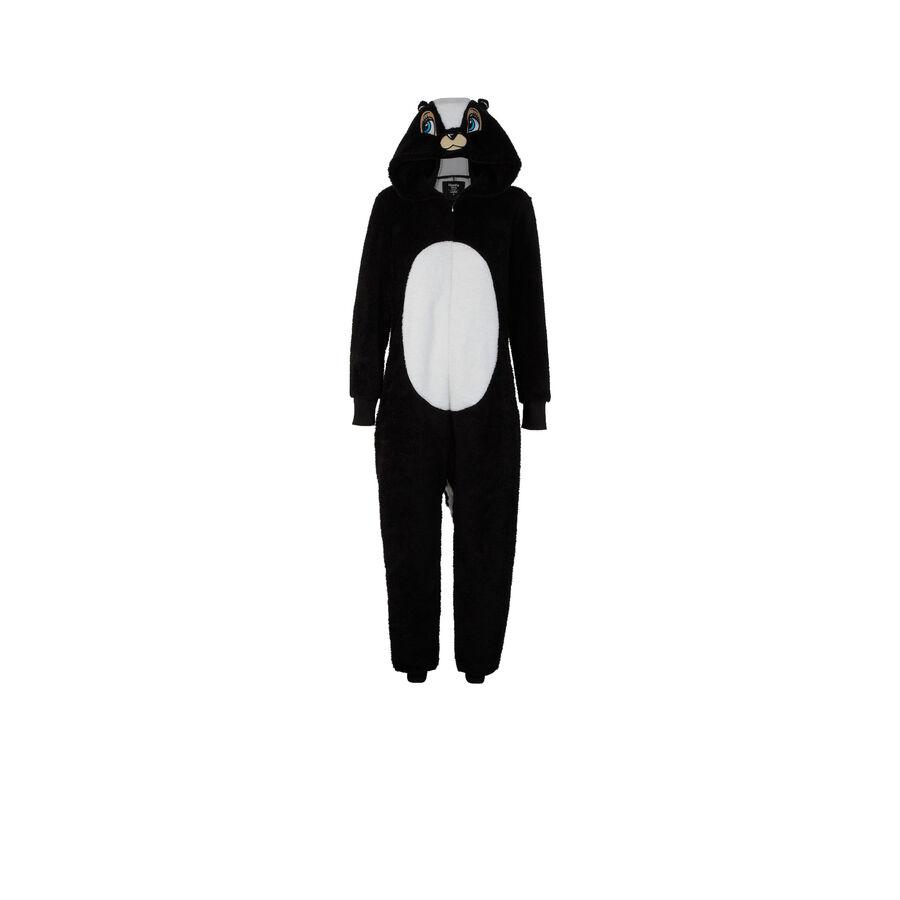 Flowerbambiz black jumpsuit;