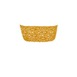 Bandeauwiz mustard yellow bandeau yellow.