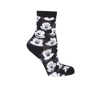 Snowiz black socks black.