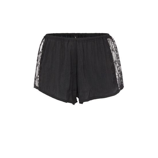 Doublediz black shorts;