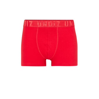 Pascadiz red boxers red.