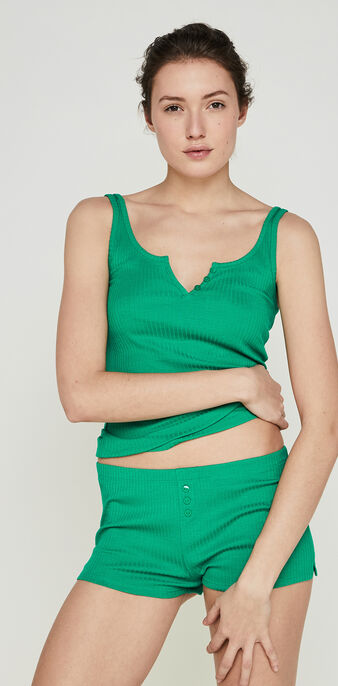 Newdebidiz emerald green top green.