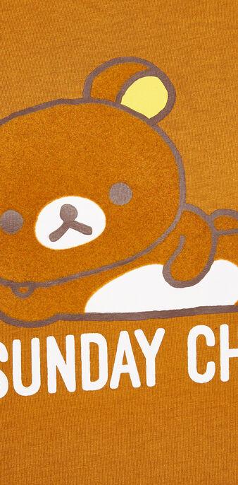 Top marron rouxiz brown.