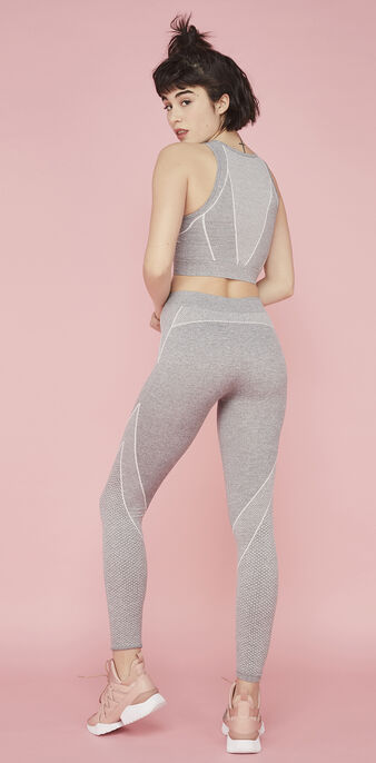 Workoutiz grey leggings grey.