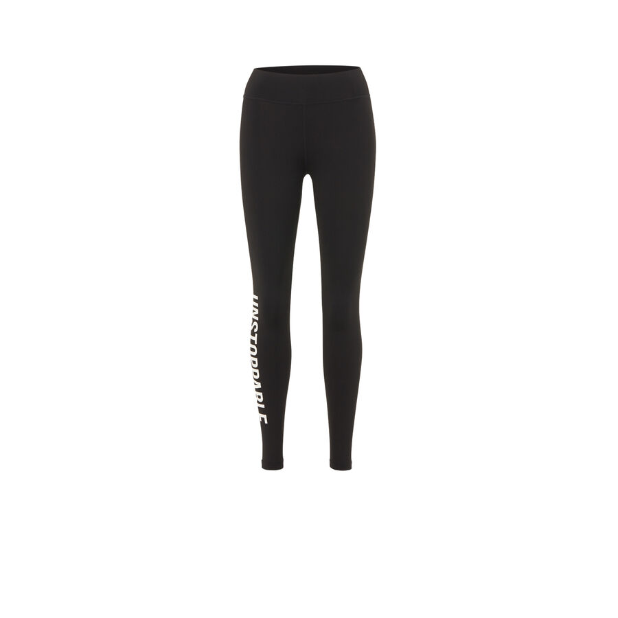Wordingiz black leggings;