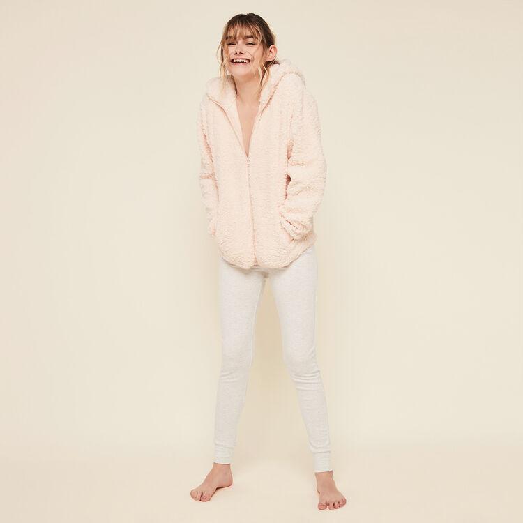 Sherpoliz zip fleece;