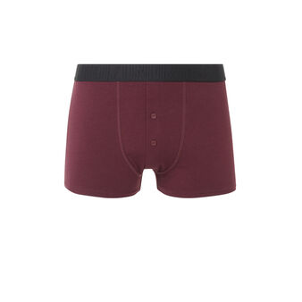 Camoiz burgundy boxers red.